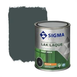 Sigma Lak Exterieur Hout Zijdeglans RAL 7016 750 ml