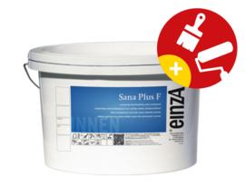 einzA Sana Plus F Badkamer Muurverf Schimmelwerend 5 Liter