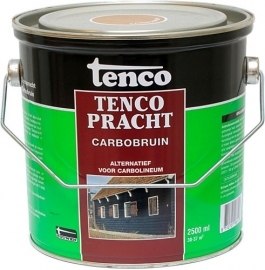 Tenco Pracht Carbobruin 2,5 Liter
