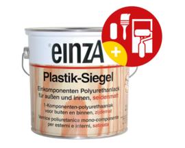 einzA Plastik Siegel PU Zijdeglans Kleurloos 250 ml