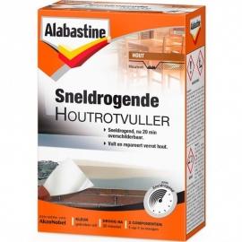 Alabastine Sneldrogende Houtrotvuller 465 gram
