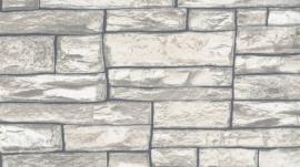 Erismann Brix stenen behang nr. 6712-11