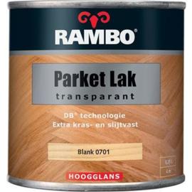 Rambo Parket Lak Alkyd Hoogglans  Blank 701 250 ml