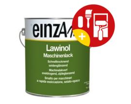 einzA Lawinol Machinelak Zijdeglans METALLIC 1 Liter