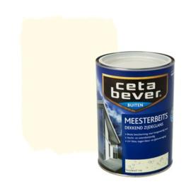 Cetabever Meesterbeits UV Dekkend Zijdeglans Ivoorwit  743 1,25 Liter