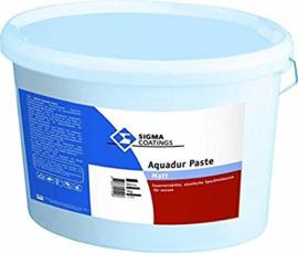Sigma Aquadur Paste Muurvuller voor Buiten 15 kg