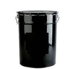 PM Houtcoat Zwart - Black Bitumen - Zwarte Teer 5 Liter
