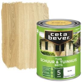 Cetabever Schuur & Tuinhuis Beits ZG Transparant Blank 750 ml