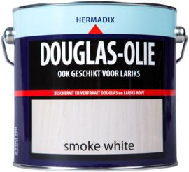 Hermadix Douglas-Olie Smoke White 2,5 Liter