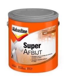 Alabastine Super Afbijt 2,5 Liter