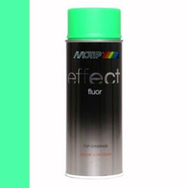 Motip Effect Fluorescerende Lak Groen 400 ml
