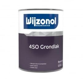 Wijzonol 4SO Grondlak 500 ml