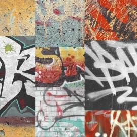 Behang Expresse Expression Behang 23720 Graffiti