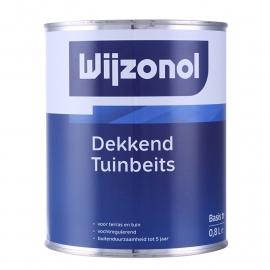 Wijzonol Dekkend Tuinbeits Mengen 1 Liter
