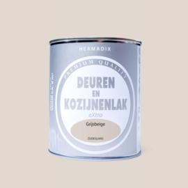 Hermadix  Deuren en Kozijnenlak Grijsbeige 750 ml