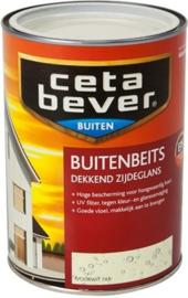 Cetabever Buitenbeits UV Dekkend Ivoorwit 743 1,25 Liter