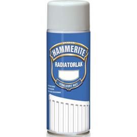 Hammerite Radiatorlak Wit Spuitbus 400 ml