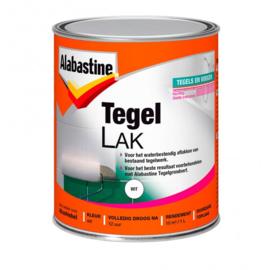 Alabastine Tegellak  Wit 1 Liter