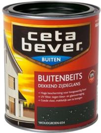 Cetabever Buitenbeits Dekkend Woudgroen 654 750 ml