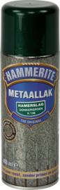 Hammerite Metaallak Hamerslag H138 Donkergroen Spuitbus 400 ml
