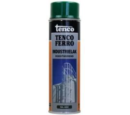 Tenco Ferro Industrielak RAL 6005 Donkergroen 500 ml