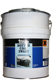 Tenco Bottom Coat Zwart 10 Liter