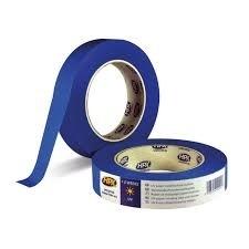 HPX Masking Tape UV Blauw 50 meter