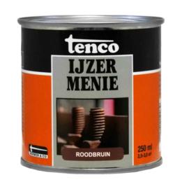Tenco IJzermenie Roodbruin 250 ml