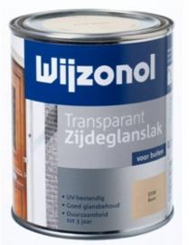 Wijzonol Transparant Zijdeglans 3105 Grenen 750 ml