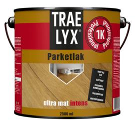 Trae Lyx Parketlak Ultra Mat Intens 2,5 Liter