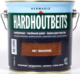 Hermadix Hardhoutbeits 467 Mahonie 2,5 Liter