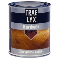 Trae Lyx Hardwax Zijdeglans Kleurloos 750 ml