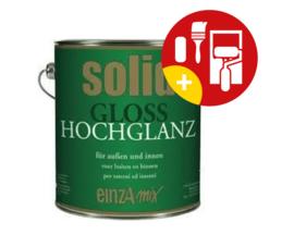 einzA Solid Gloss Hochglanz 1 Liter