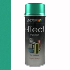 Motip Effect Metallic Lak Groen (302613) 400 ml