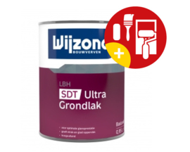 Wijzonol SDT Grondlak Ultra Grondlak 1 Liter