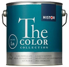 Histor The Color Collection Lak Zijdeglans Waterbasis 500 ml