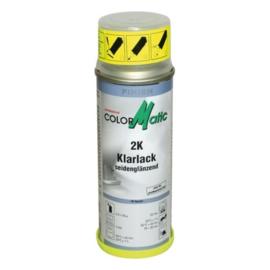 Motip ColorMatic Professional 2K Blanke Lak Zijdeglans 200 ml