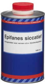 Epifanes Siccatief 1 Liter