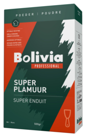 Bolivia Superplamuur 500 gram