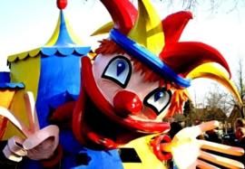 Lakverf Carnaval Waterbasis - Op Kleur Gemengd - 1 liter