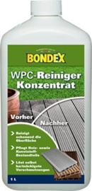 Bondex WPC Reiniger voor Vlonder