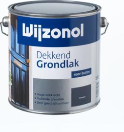 Wijzonol Dekkend Grondlak Blauwgrijs 2,5 L