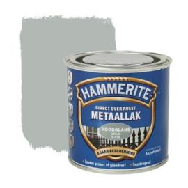 Hammerite Metaallak Grijs S018 Hoogglans 750 ml