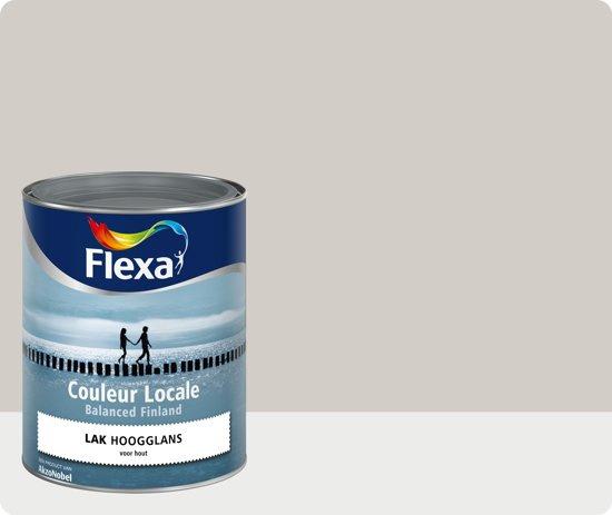Flexa Couleur Locale Balanced Finland Balanced Mist 3005 Hoogglans 750 ml