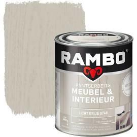 Rambo Pantserbeits Meubel & Interieur Licht Grijs 0748 750 ml