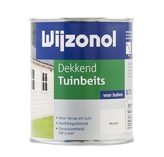 Wijzonol Dekkend Tuinbeits 9325 Woudgroen 750 ml
