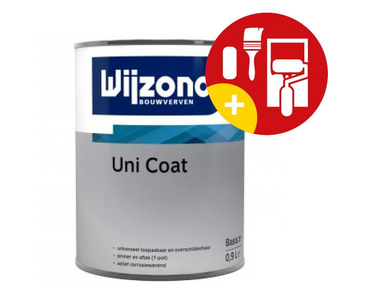 Wijzonol Uni Coat 2,5 Liter