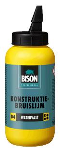 Bison Konstruktie-bruislijm D4 Watervast 750 gram