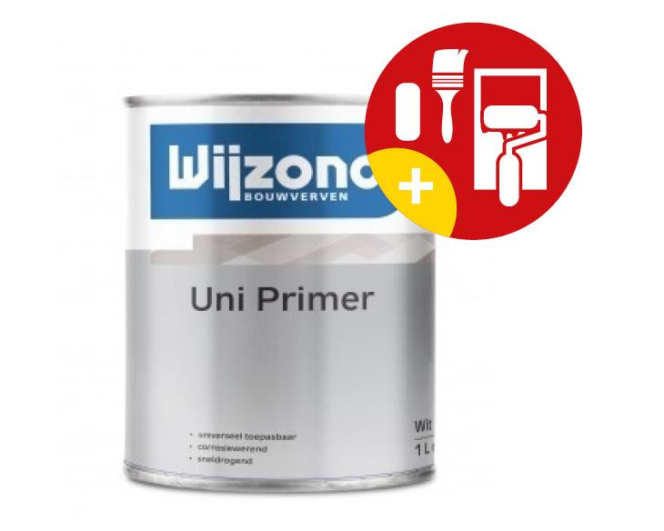 Wijzonol Uni Primer 2,5 Liter