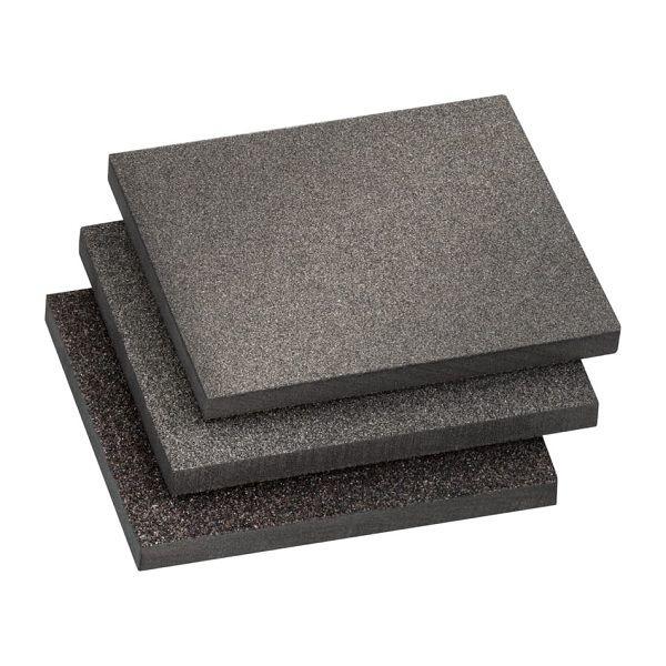 CE Schuurpadset 3-delig fijn/midden/grof 125x100x10 mm